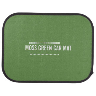 car mats rear sets of 2