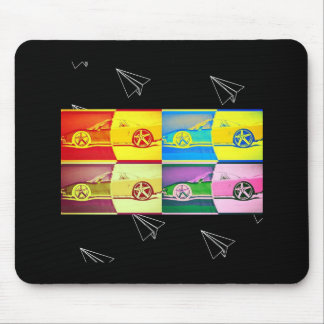 car moments art mouse pad