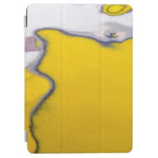 Car Paint Peeling Art iPad Air Cover