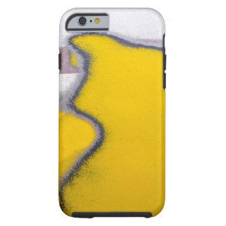 Car Paint Peeling Art Tough iPhone 6 Case