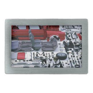 Car Parts Belt Buckles