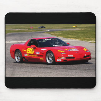 Car Race Mouse Pad