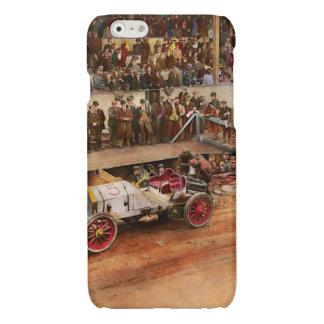 Car Race - Racing to get gas 1908