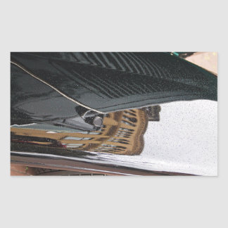 Car reflection sticker