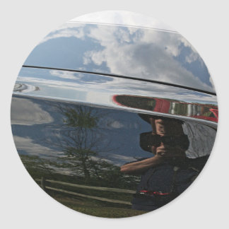 Car reflection stickers