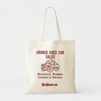 Car Sales Tote Bags
