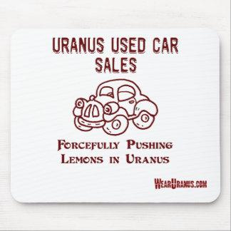 Car Sales Mouse Pads
