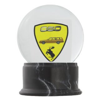 car snow globe snow globes
