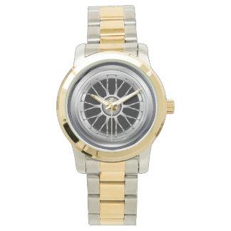 Car Tire Steel Wheel Watch