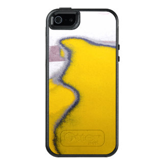 Car Torn Paint Art OtterBox iPhone 5/5s/SE Case