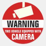 Car / Truck / Vehicle Camera Stickers