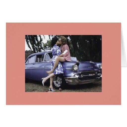 Car Valentine Card