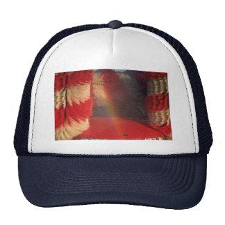 Car wash trucker hat
