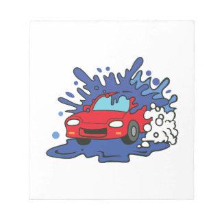 CAR WASH SCRATCH PADS