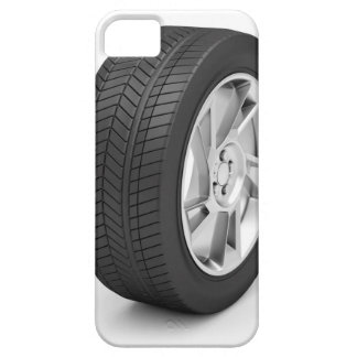 Car wheel iPhone 5 cover