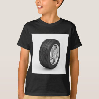 Car wheel T-Shirt