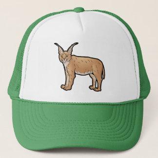 Caracal Trucker Hat