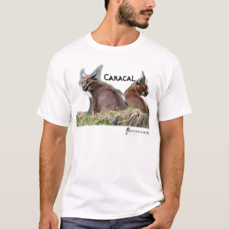 Caracal ~ Zoo Collection T-Shirt