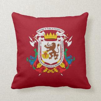 caracas city flag venezuela symbol cushion