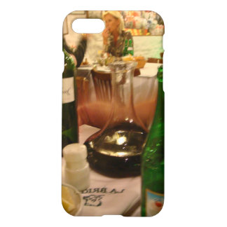 Carafe of Wine in Buenos Aires iPhone 7 Case