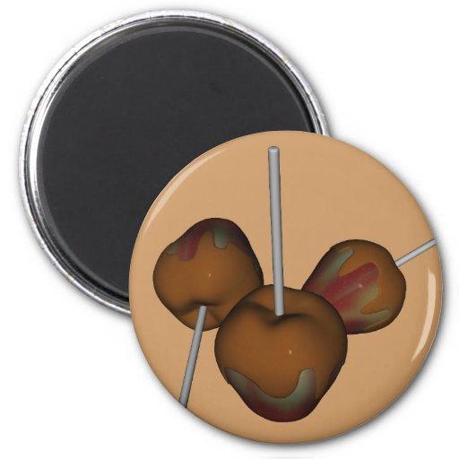 Caramel Apple Day Magnet October 21