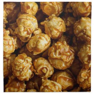 Caramel Popcorn Cloth Napkin