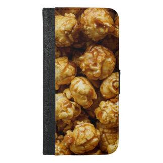 Caramel Popcorn Design iPhone 6/6s Plus Case