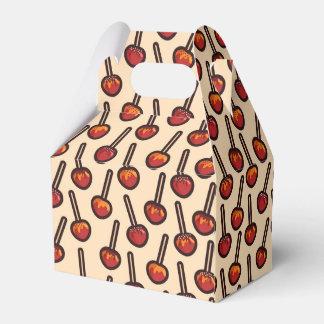 Caramelized Apples Favour Box