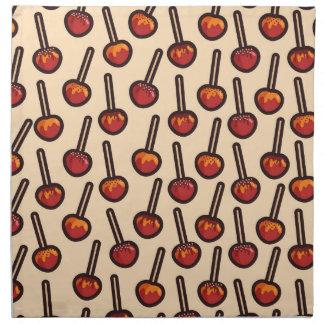 Caramelized Apples Napkin