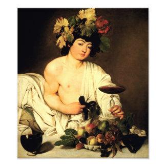Caravaggio Bacchus Photo