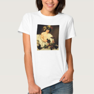 Caravaggio Bacchus T-shirt