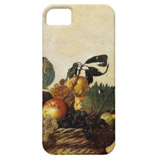 Caravaggio - Basket of Fruit - Classic Artwork iPhone 5 Cover