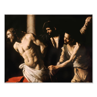 Caravaggio - Christ at the Column Photo Art