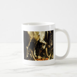 Caravaggio - Conversion on the Way to Damascus Coffee Mug