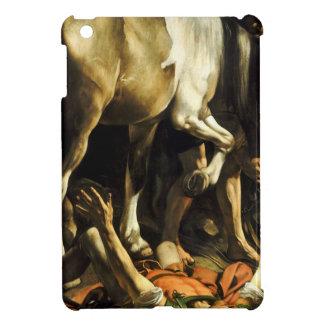 Caravaggio - Conversion on the Way to Damascus iPad Mini Covers
