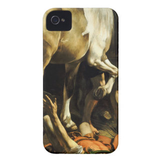 Caravaggio - Conversion on the Way to Damascus iPhone 4 Case