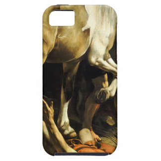 Caravaggio - Conversion on the Way to Damascus iPhone 5 Case