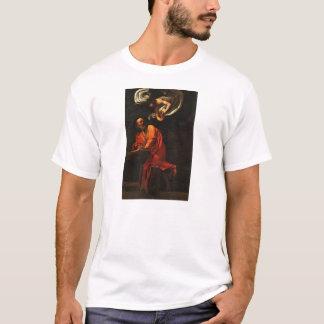 Caravaggio- Inspiration of Saint Matthew T-Shirt