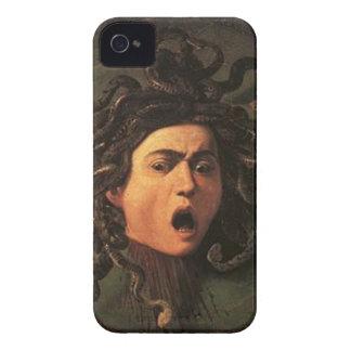 Caravaggio - Medusa - Classic Italian Artwork Case-Mate iPhone 4 Cases