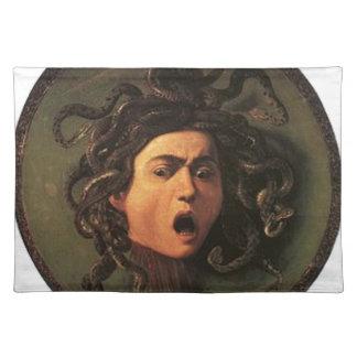 Caravaggio - Medusa - Classic Italian Artwork Placemat