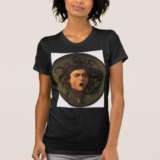 Caravaggio - Medusa - Classic Italian Artwork T-Shirt