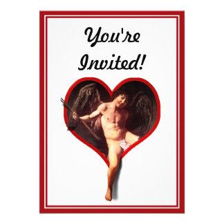 Caravaggio s Cupid Add Your Text Personalized Invites