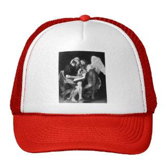 Caravaggio- Saint Matthew and the Angel Trucker Hat