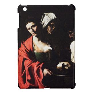 Caravaggio - Salome - Classic Baroque Artwork iPad Mini Cover