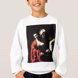 Caravaggio - Salome - Classic Baroque Artwork Sweatshirt