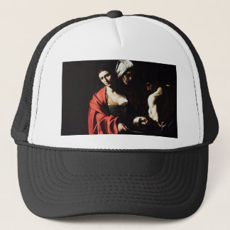 Caravaggio - Salome - Classic Baroque Artwork Trucker Hat