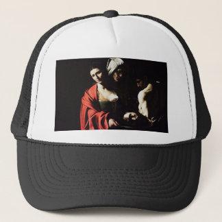 Caravaggio - Salome - Classic Baroque Artwork Trucker Hat