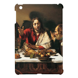 Caravaggio - Supper at Emmaus - Classic Painting Case For The iPad Mini