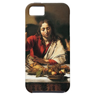 Caravaggio - Supper at Emmaus - Classic Painting Case For The iPhone 5