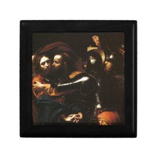 Caravaggio - Taking of Christ - Classic Artwork Gift Box